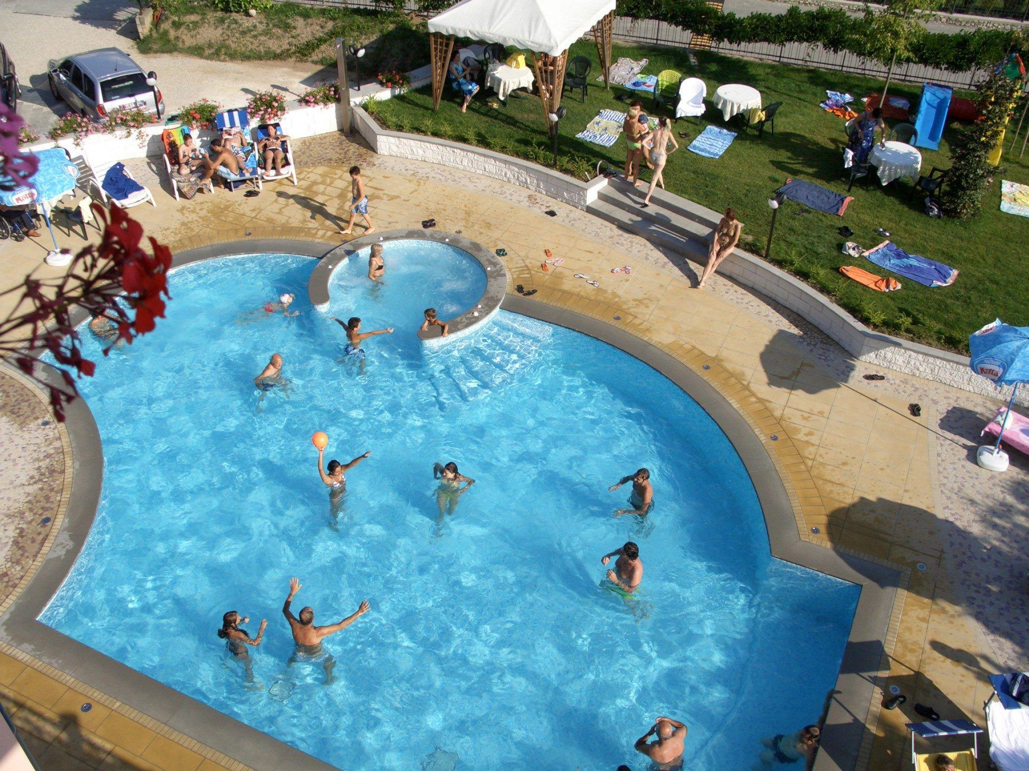 Piscina Hotel a Levico