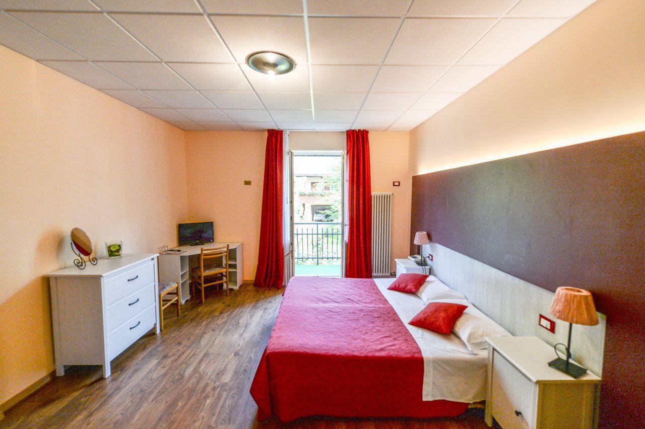 Le camere del nostro Hotel a Levico